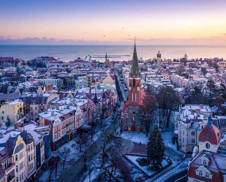 Odkryj Sopot zimą