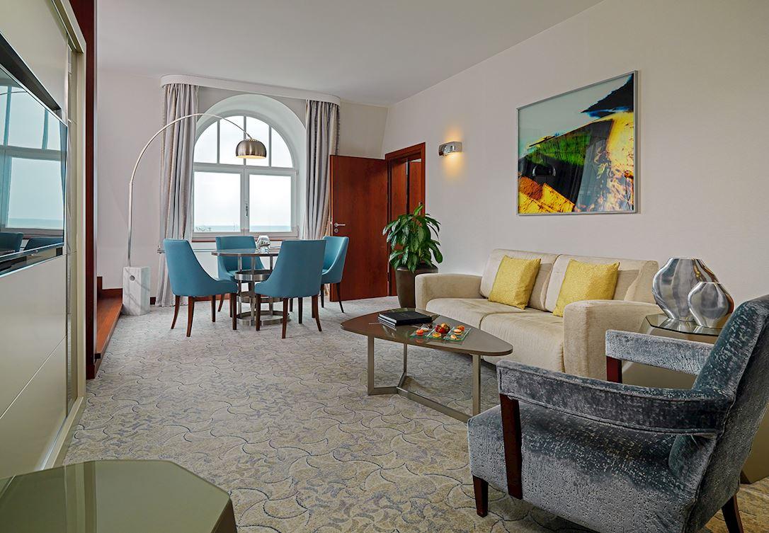 Apartament Club Sopot z dwoma sypialniami