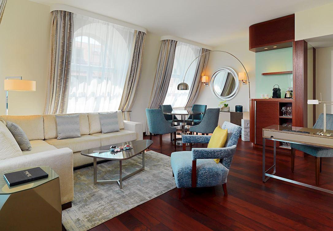 Apartament Club Executive z dodatkową sypialnią